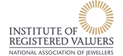 The official logo for N.A.G's Institute of Registered Valuers.